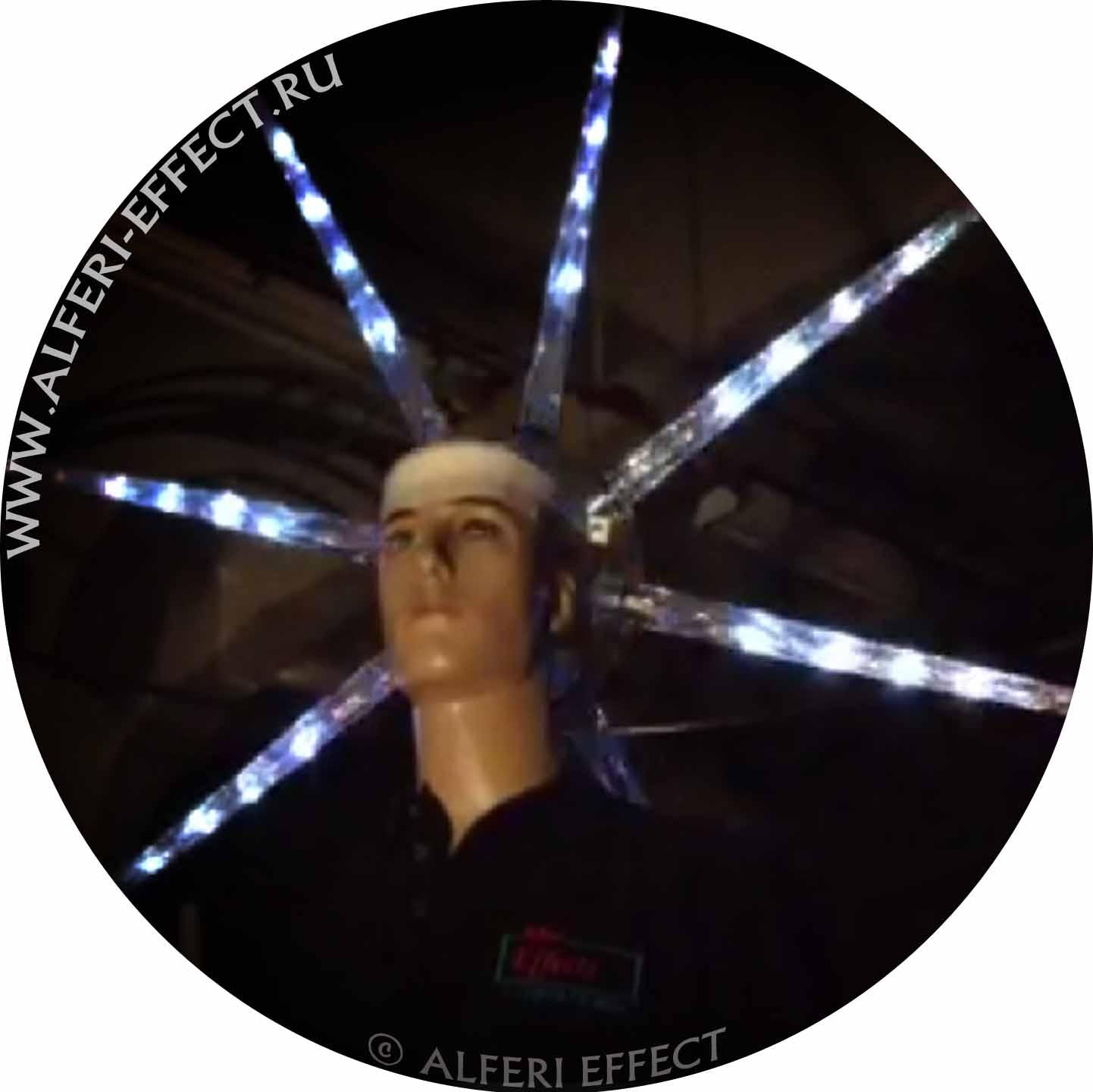 Придумываем и изготавливаем креативные головные уборы со спецэффектами