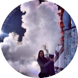 Тяжелый дым в Петербурге от Альфери Эффект