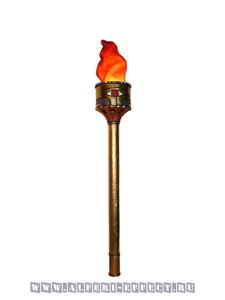 Египетский факел с имитацией пламени - Альфери Эффект