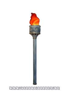 Факел Скарабей с имитацией пламени - Альфери Эффект