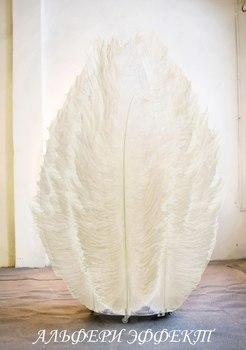 Электромеханическая декорация - свадебный распускающийся цветок от Альфери Эффект